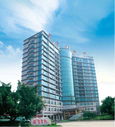河南省武警总队综合办公大楼